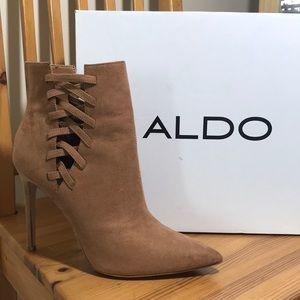 Aldo Tuxedo Bootie